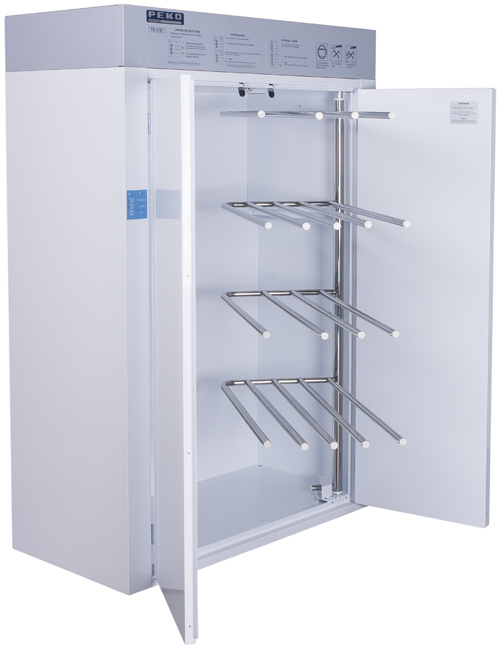 Drying cabinets for clothes dezynadog easy clean for Drying cabinet for clothes