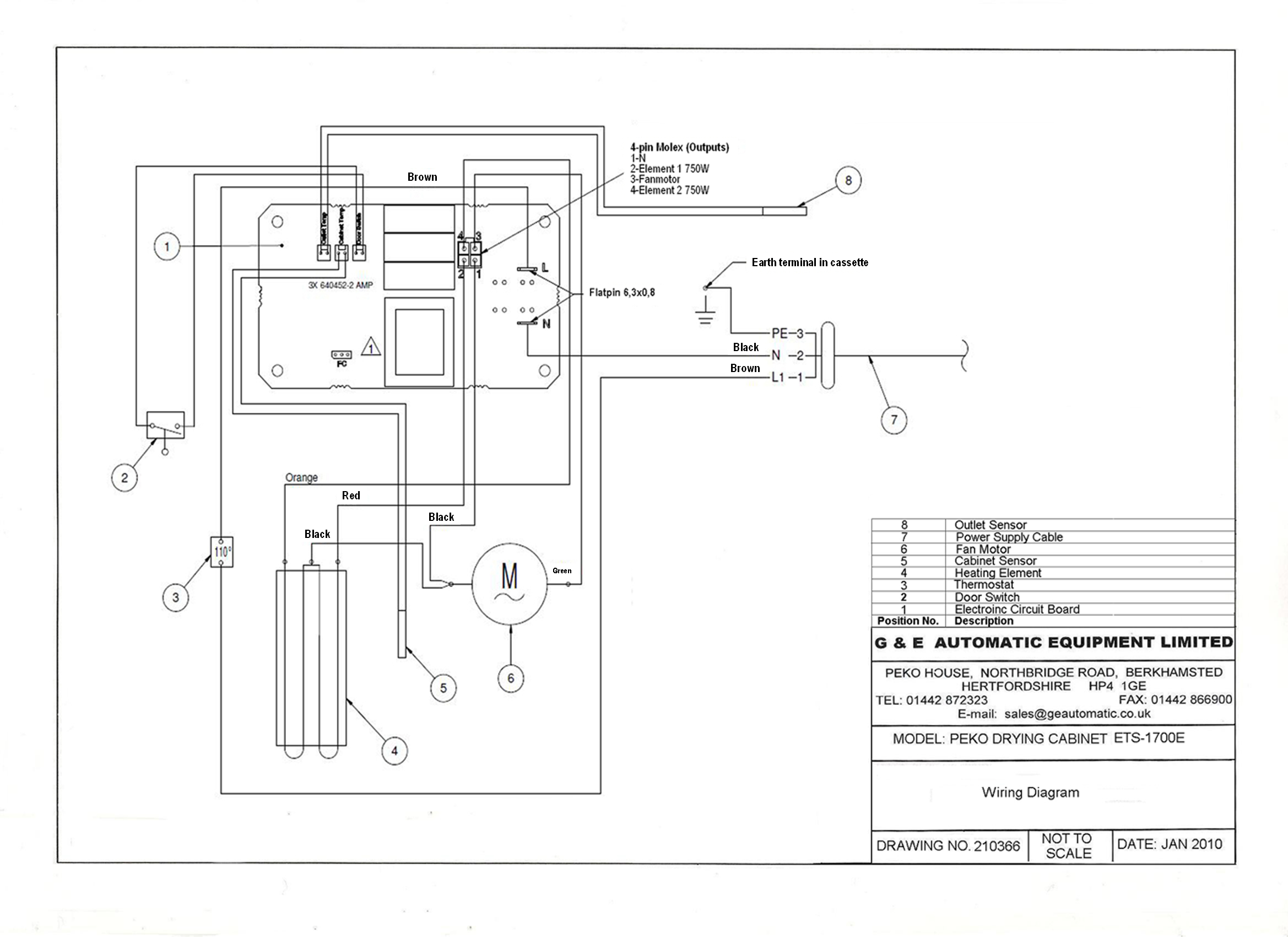Ets E Wiring Diagram English Version